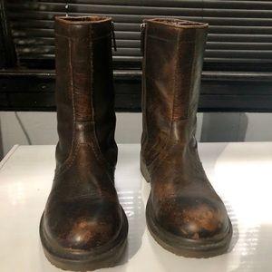 Bikkembergs Zip Up Boots